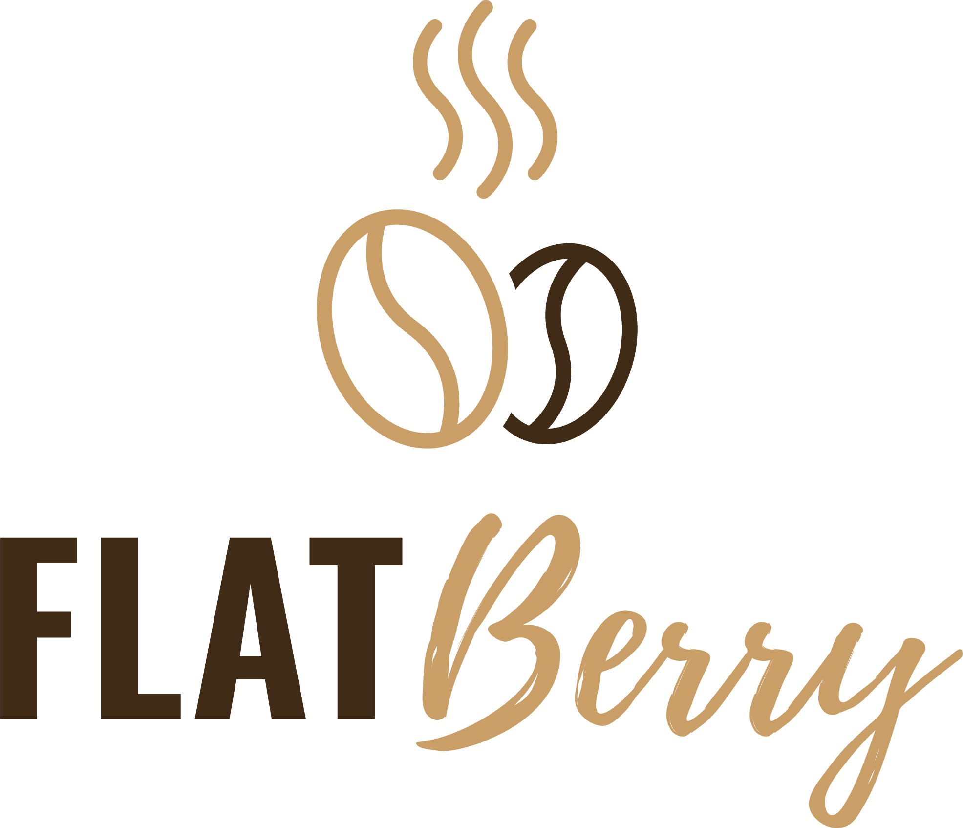 Flatberry Logo CD
