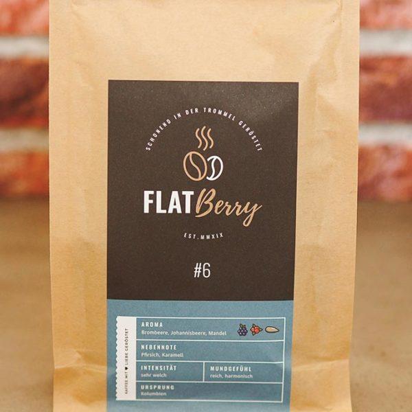 Flatberry Kaffee #6 Front