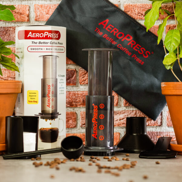 AeroPress Set Tote Bag