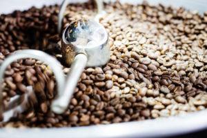 Kaffee rösten - Röstprozess