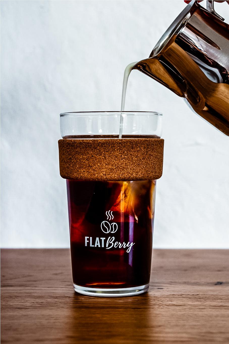 kalt aufgebrühter kaffee extrahiert
