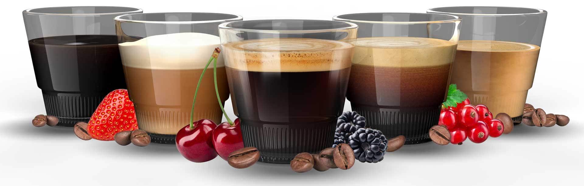 Frischen Kaffee und Kaffeebohnen online kaufen