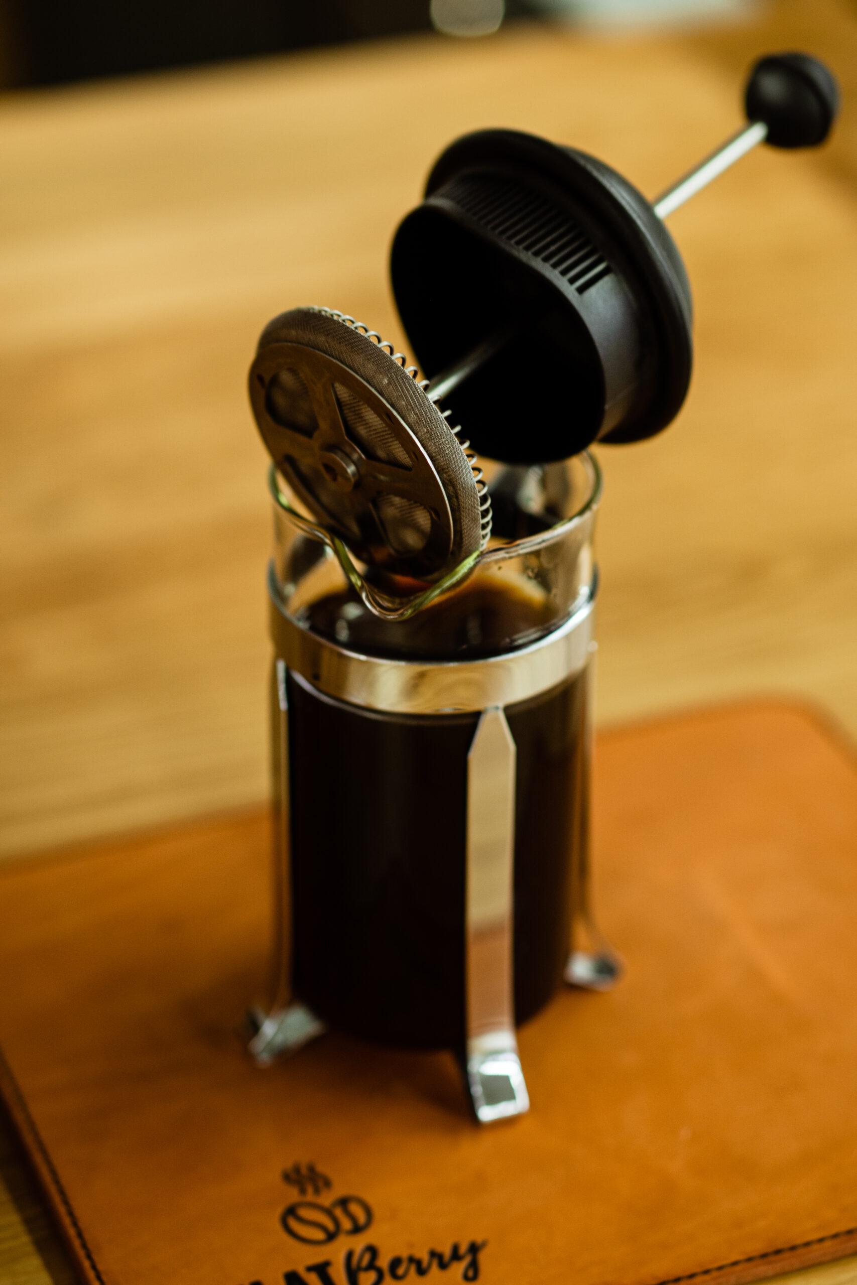 Pressstempelkanne Stempelpresskanne Bodum