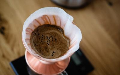 Pour Over Kaffee – Brühmethode für einen milden Geschmack
