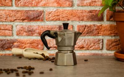 Was ist eine Mokkakanne, Espressokanne oder ein Espressokocher?