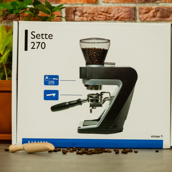 Baratza Sette 270 Flatberry Kaffee