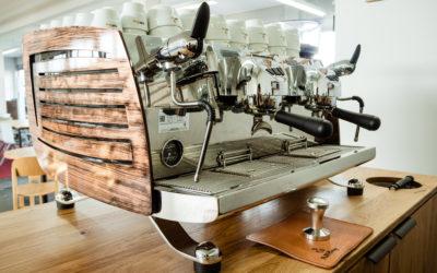 Siebträgermaschine & Espressomaschine