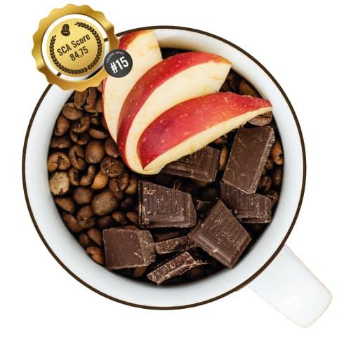 Flatberry Kaffee 15 SCA Score