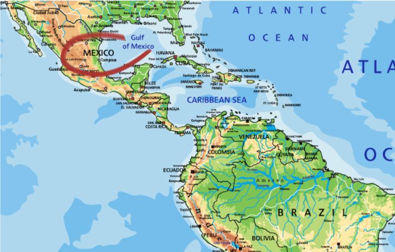 Kaffeeanbaugebiet Mexiko