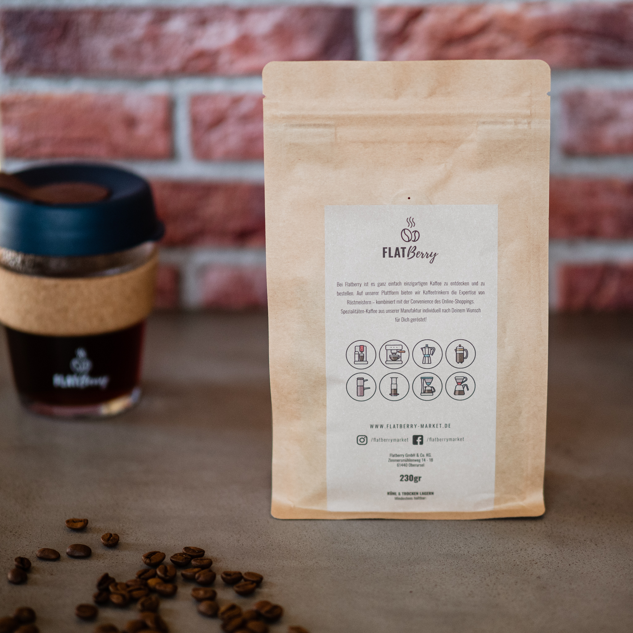 Flatberry_Kaffee_Rückseite_Verpackung_KeepCup