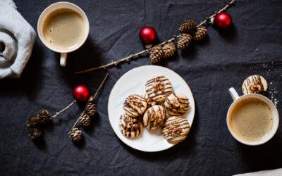 Kaffee als Weihnachtsgeschenk
