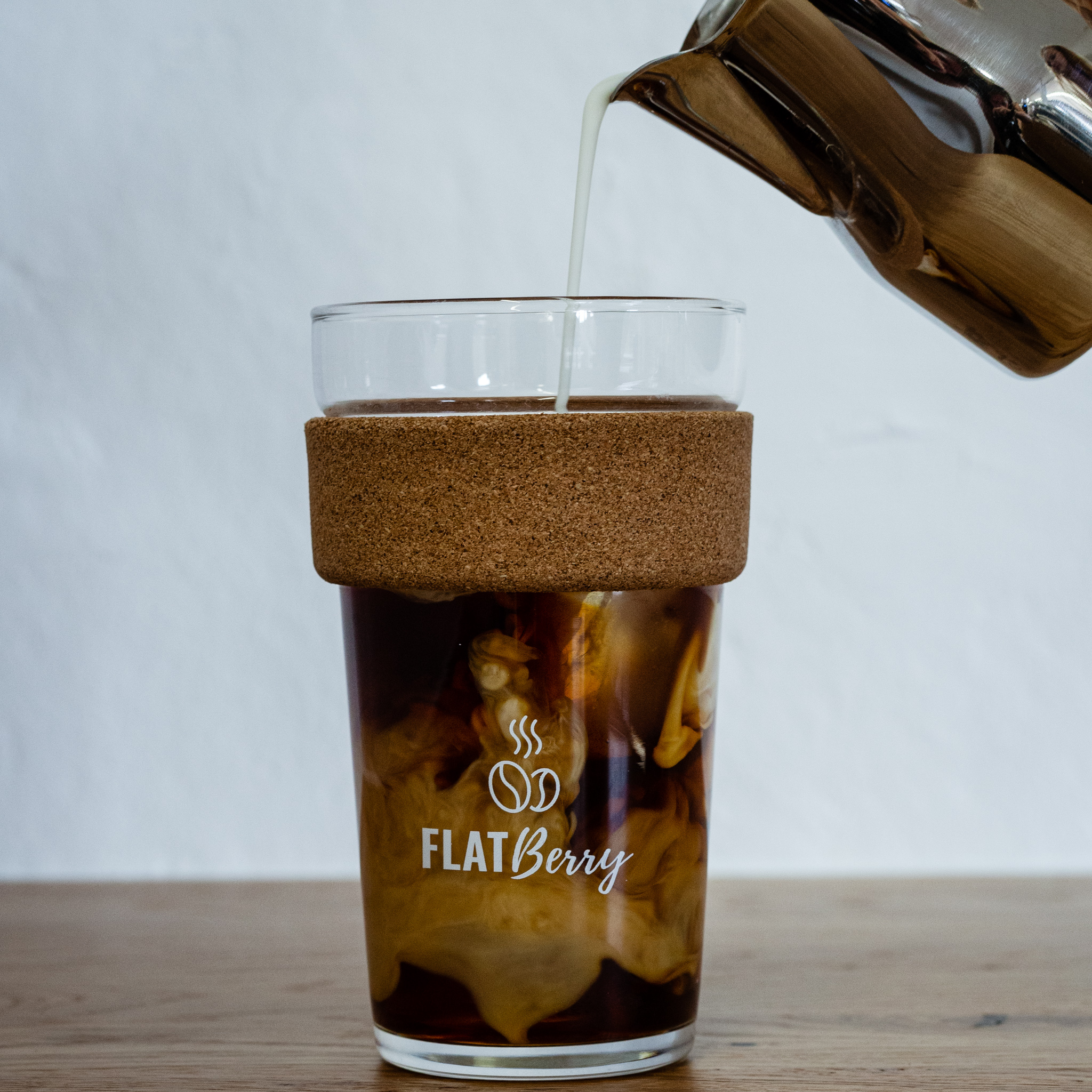 Flatberry Kaffee Cold Brew Kaffee