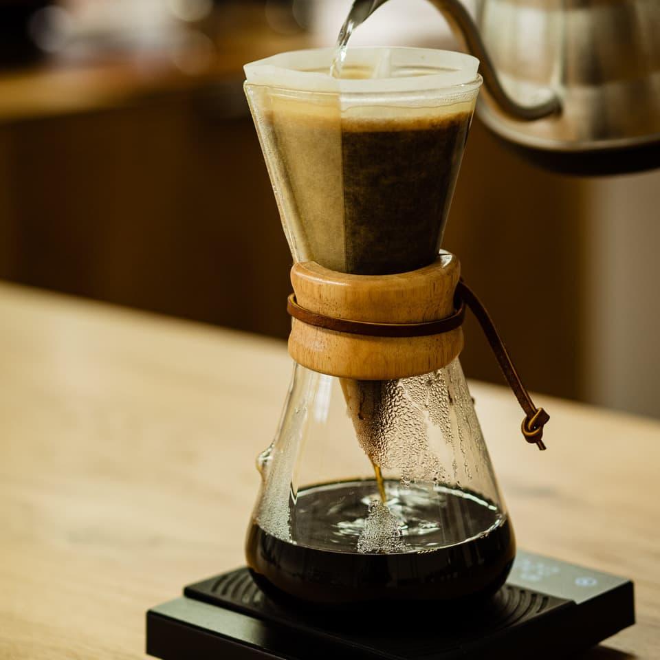 Kaffeetrends 2021 - Chemex Kaffee