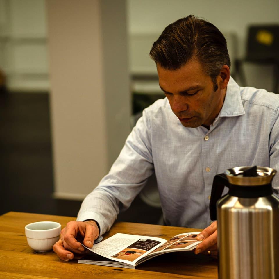 Kaffeetrends 2021 -Zeit für sich nehmen