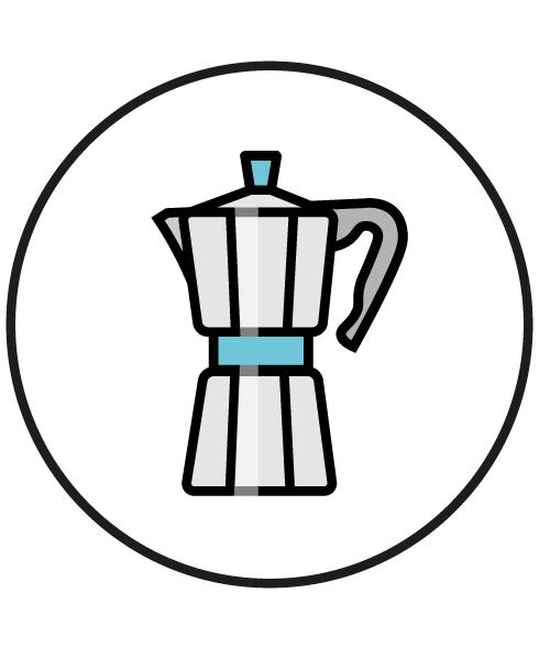 Mokkakanne Espressokanne