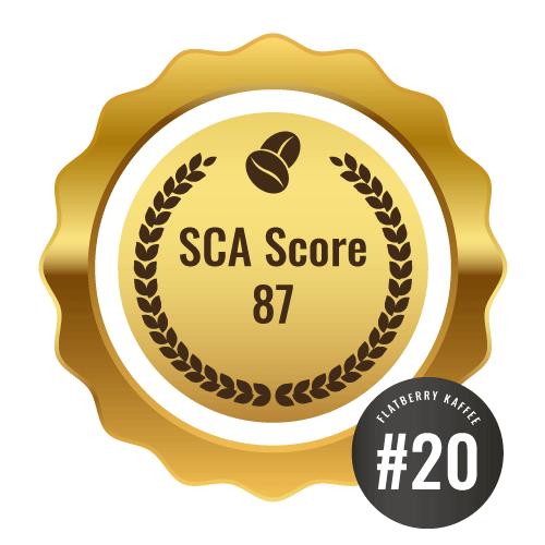 SCA Score SCA-Score 87