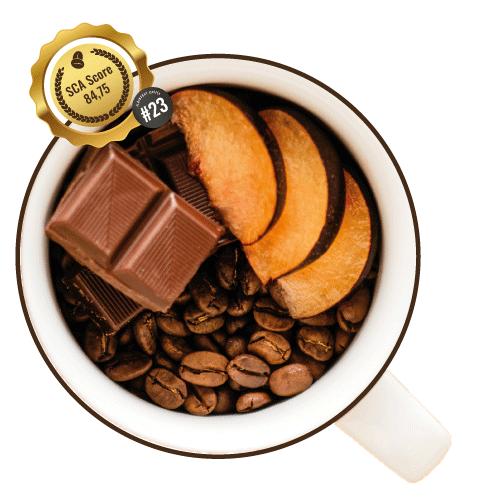 Schokoladiger Espresso für die Siebträgermaschine