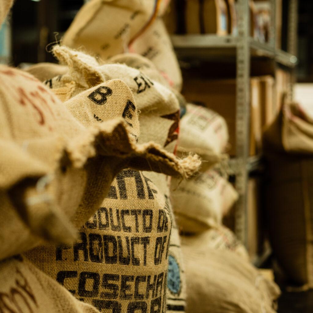 Kaffeesack Herkunft Wissen