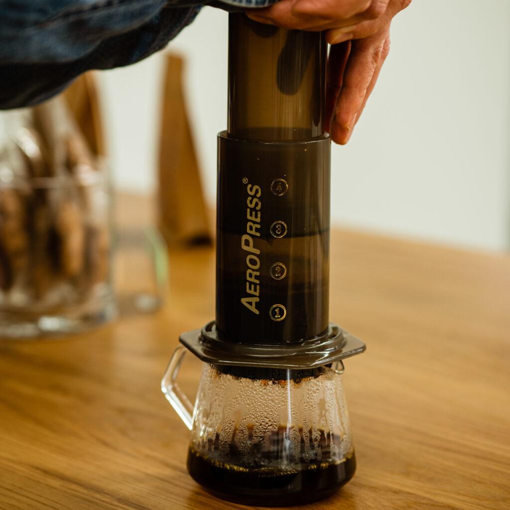 Kaffeezubereitung Kaffee Ritual