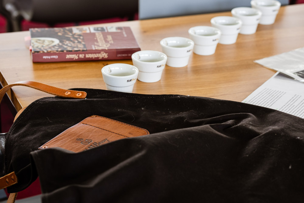 Kaffeeseminar Baristakurs Röstkurs Cupping