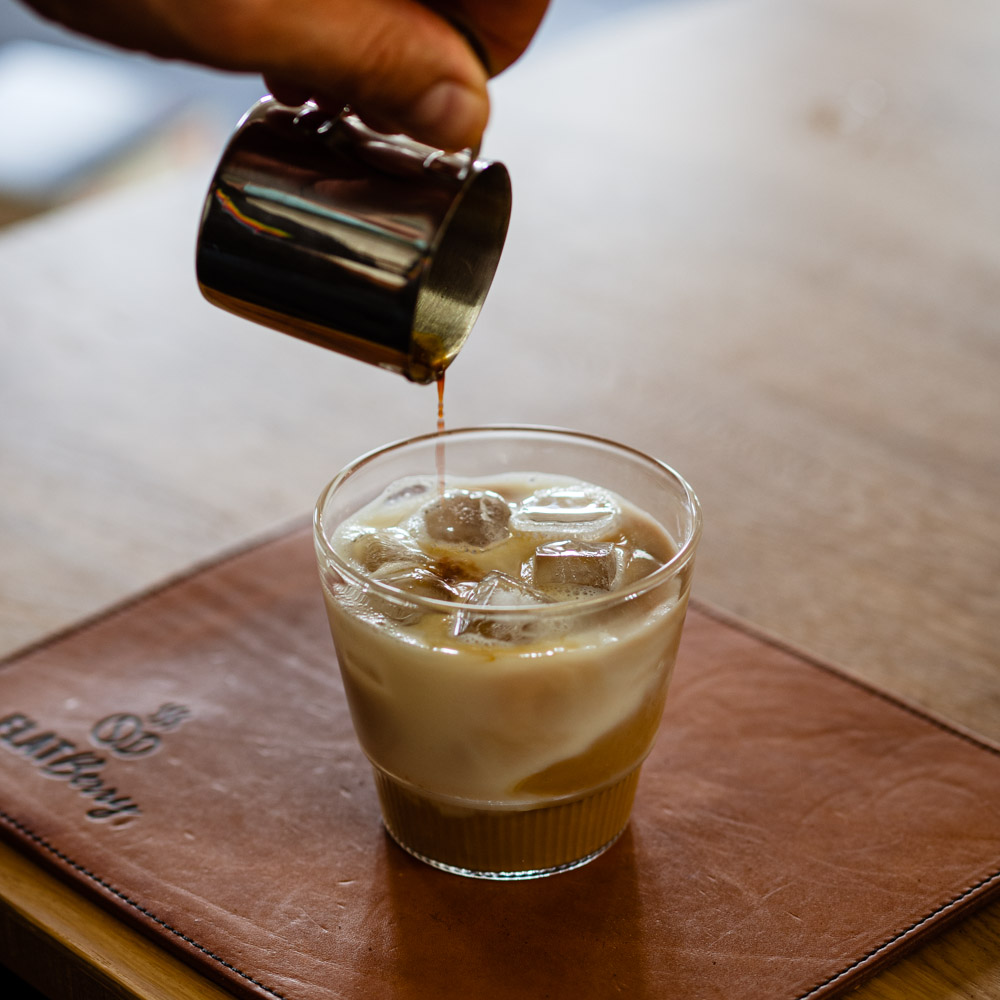 Iced Latte selbstgemacht