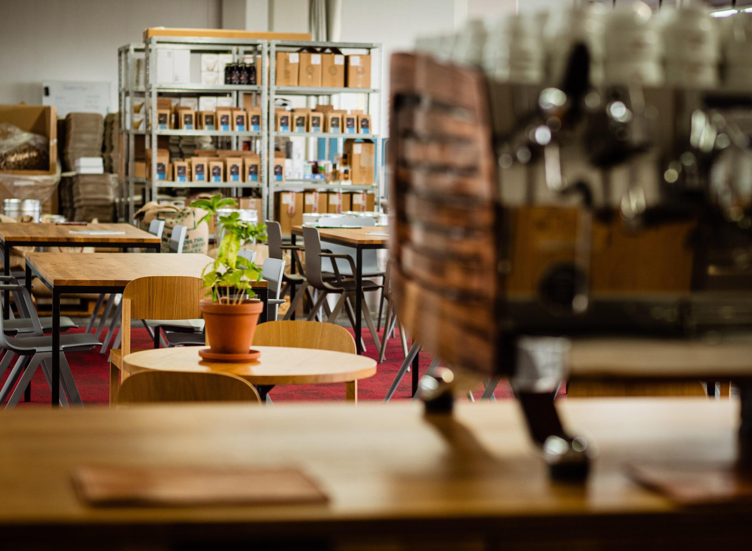 Kaffeerösterei Kaffeebar Flatberry